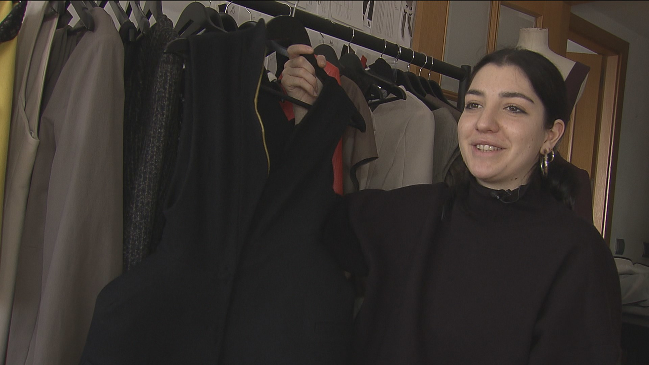 Conocemos a la madrileña Fátima Miñana, la diseñadora revelación del mundo de la moda