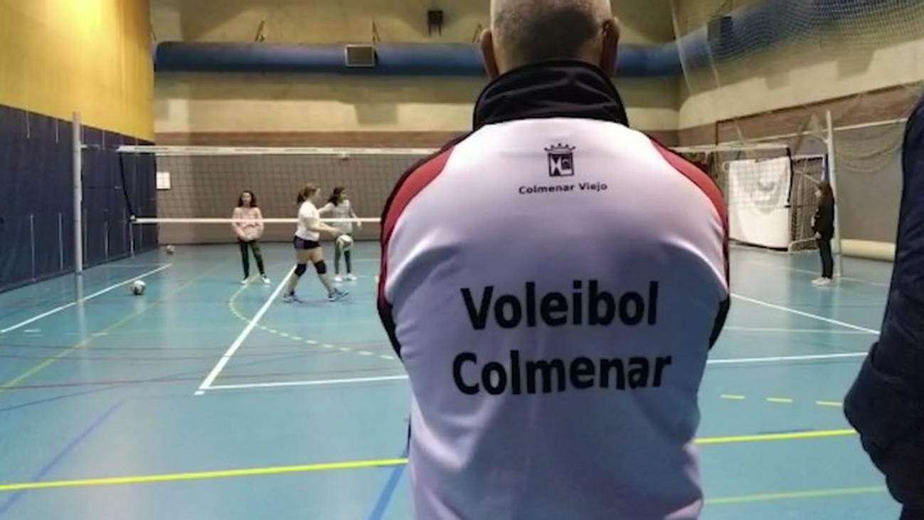 CV Colmenar, Ilusión, entrega y pasión por el voleibol