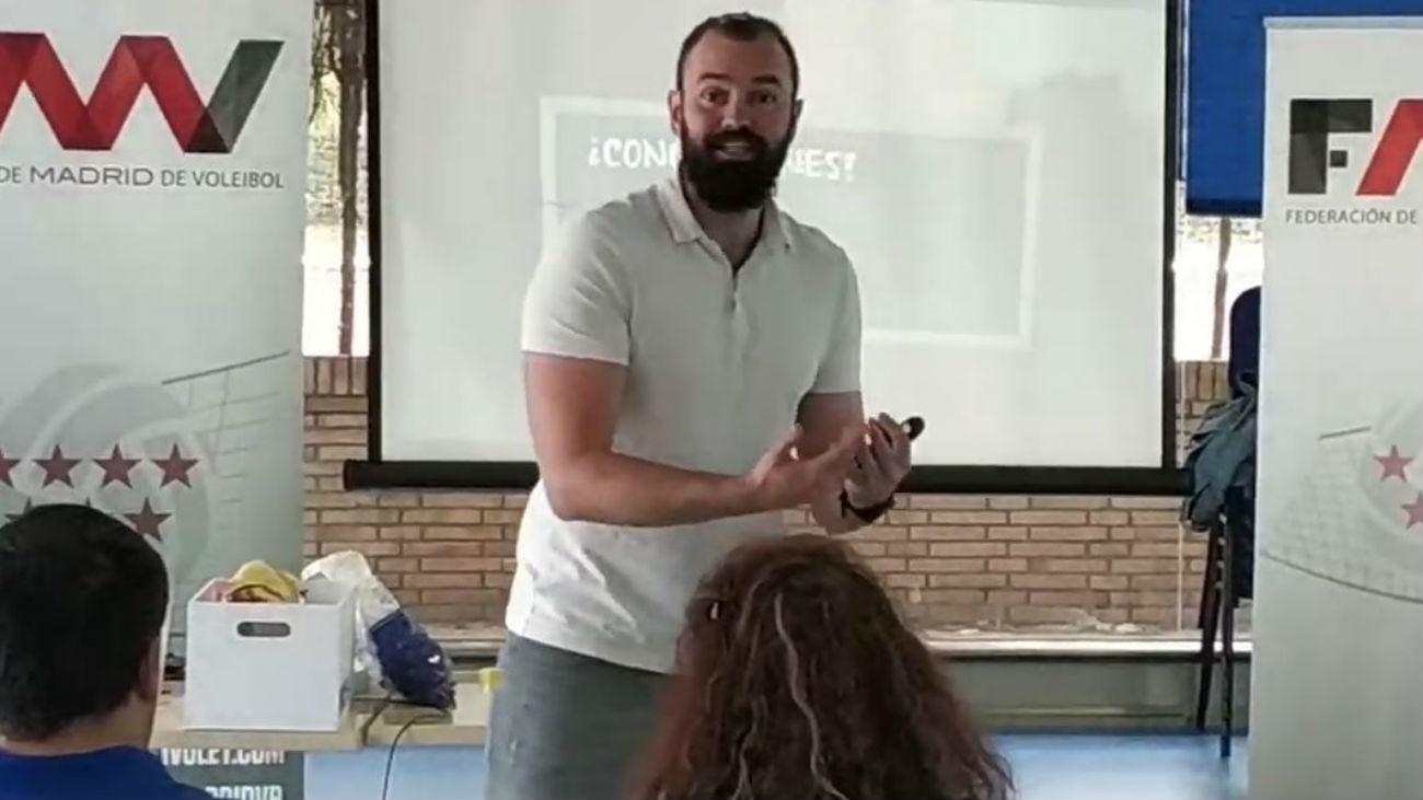 La Federación de Madrid de Voleibol pone en marcha un curso de entrenador