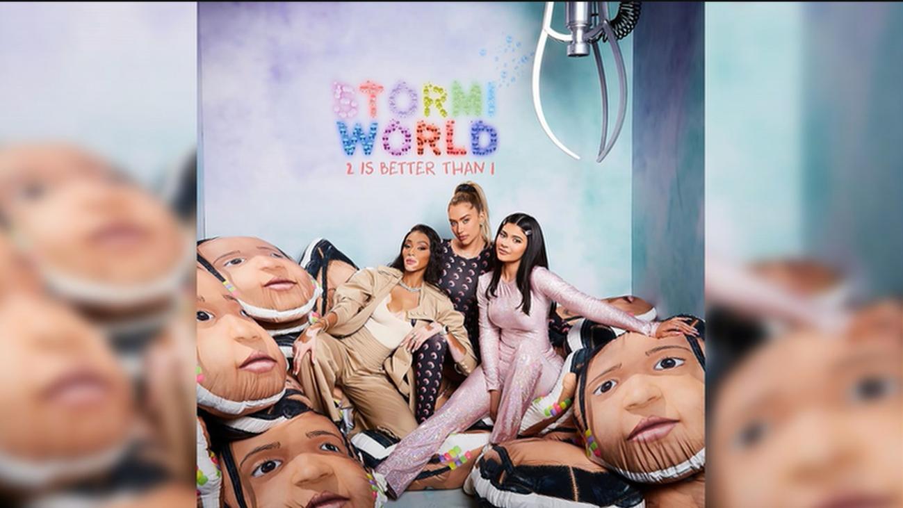 Todos los detalles de la millonaria fiesta de la hija de Kylie Jenner
