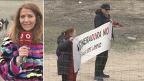 Vecinos de Vallecas reclaman el cierre de la incineradora de Valdemingómez en 2025