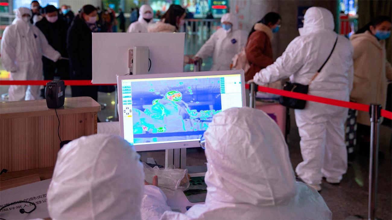 Ya son 722 los muertos por el brote de coronavirus en China