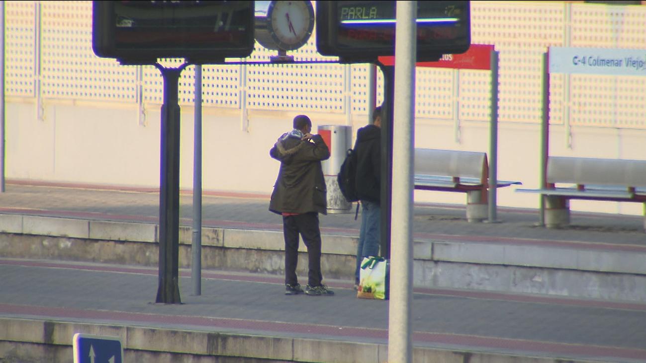 Tres Cantos reclama la remodelación de la estación de cercanías