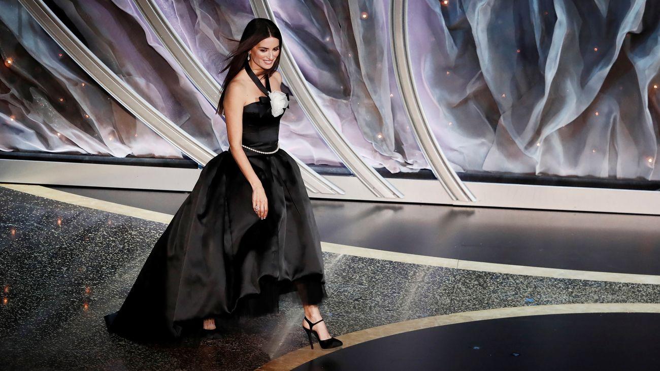 Penélope Cruz se dispone a presentar el Oscar a Mejor Película Internacional