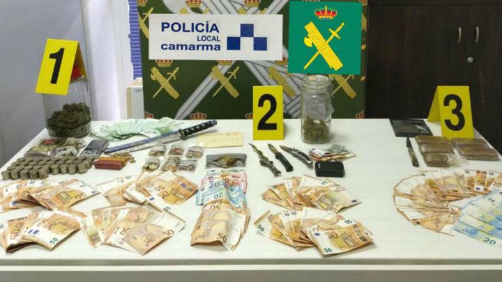 Detenidas 14 personas que distribuían  droga en varios puntos de Alicante y Madrid