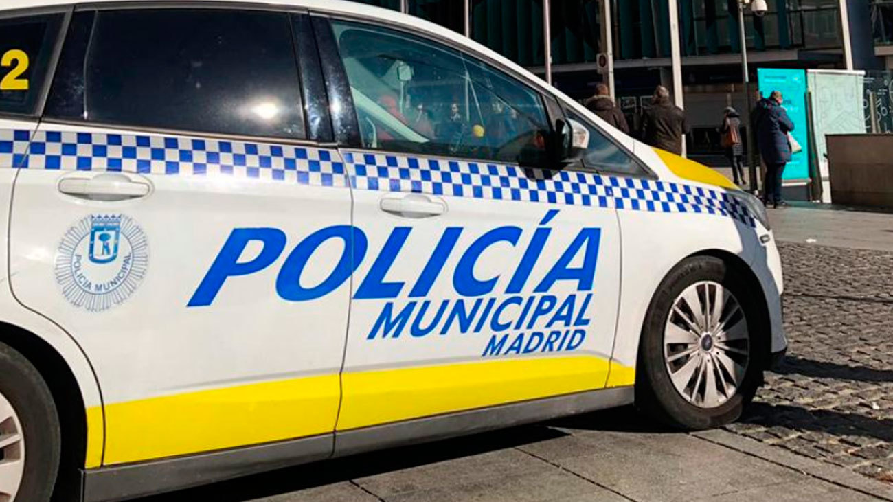 Detenido en Ciudad Lineal por agredir a su pareja, a la que rompió una costilla