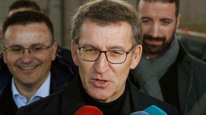 Feijóo adelanta las elecciones gallegas al próximo 5 de abril