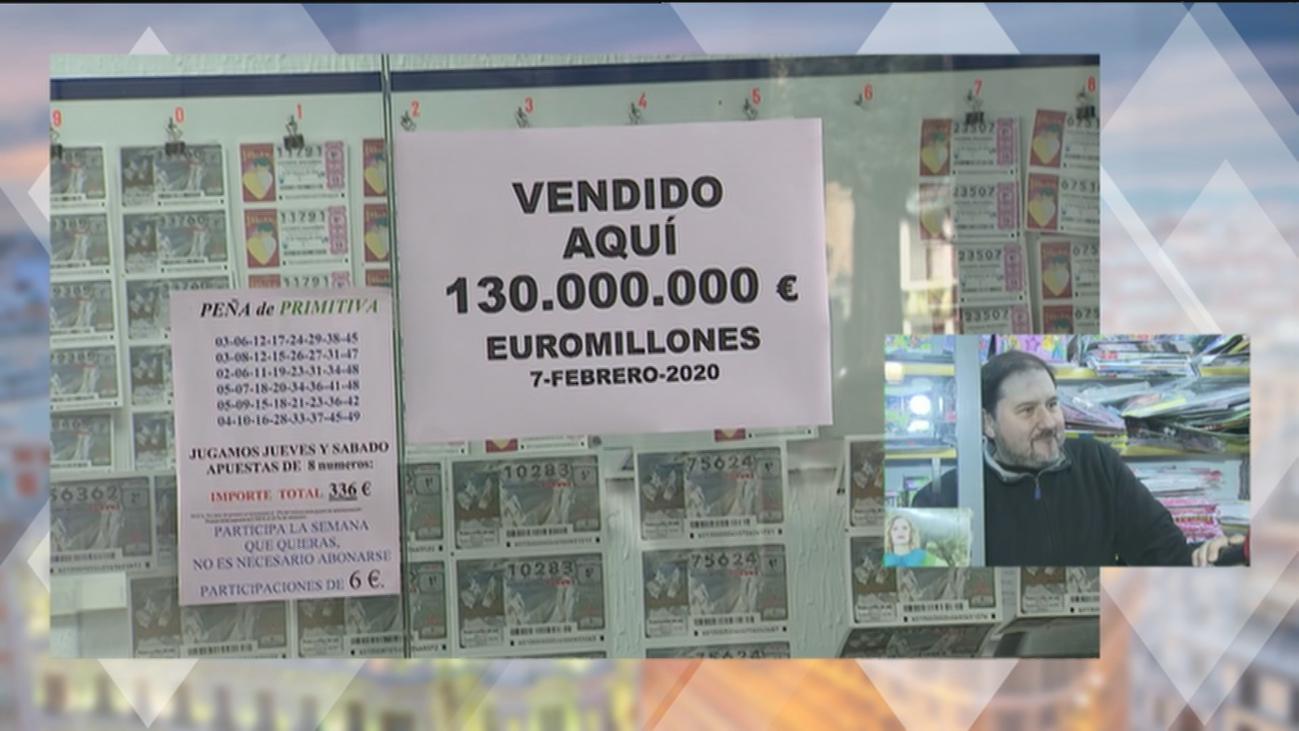 Villaverde Alto busca al ganador de los 130 millones en el Euromillones