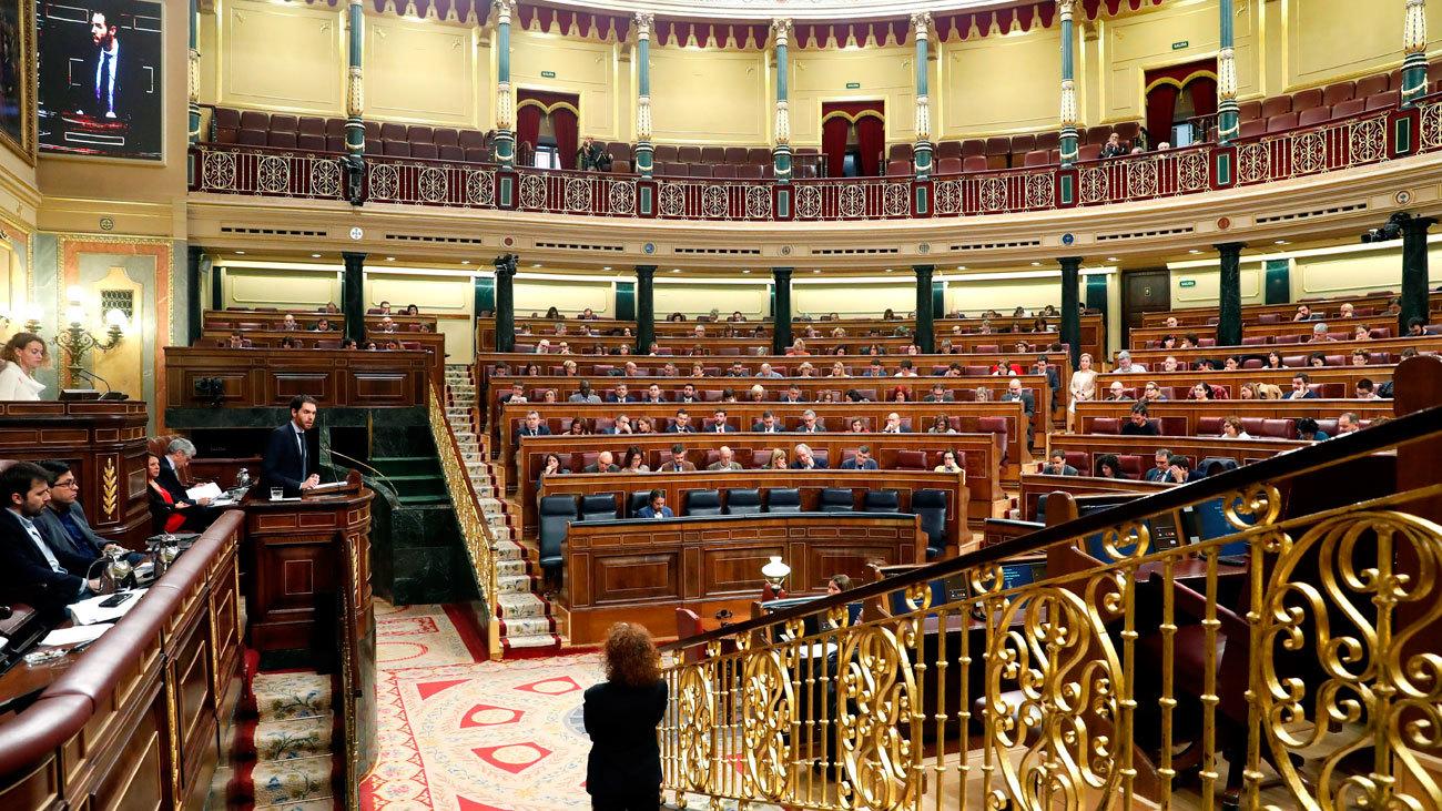 El Congreso tramitará el martes la ley de eutanasia del PSOE