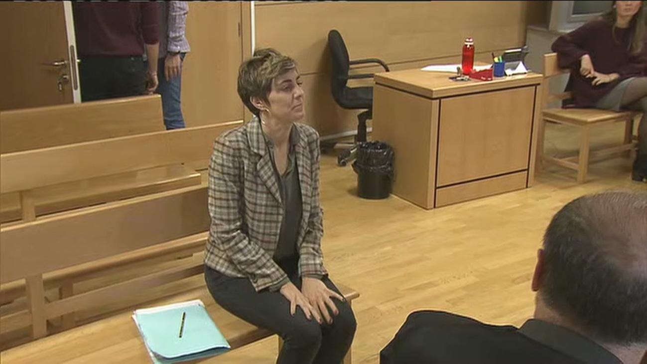 A juicio la exportavoz de Podemos Lorena Ruiz-Huerta por calumniar a la Policía
