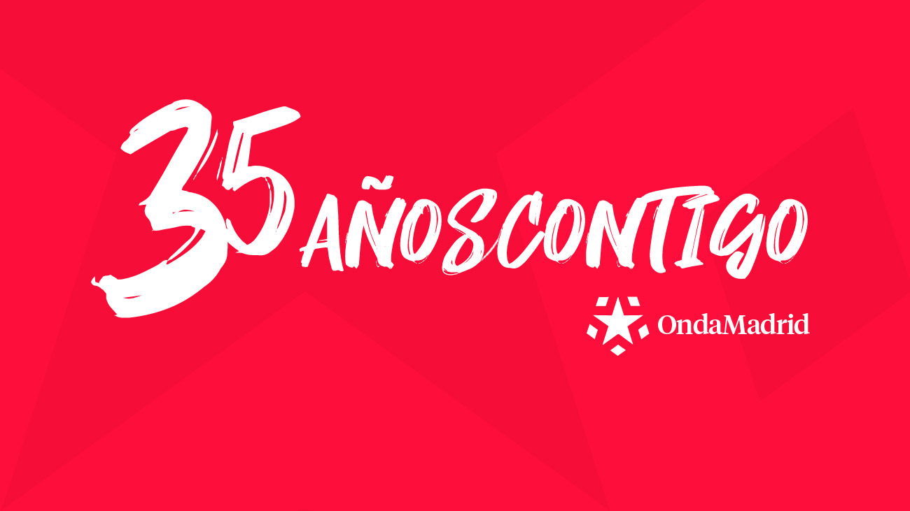 35 Aniversario Onda Madrid