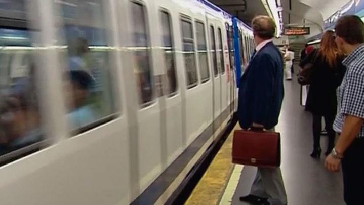 Los usuarios de Metro subieron un 3,1% de media en 2019 y los de la EMT un 4,7%