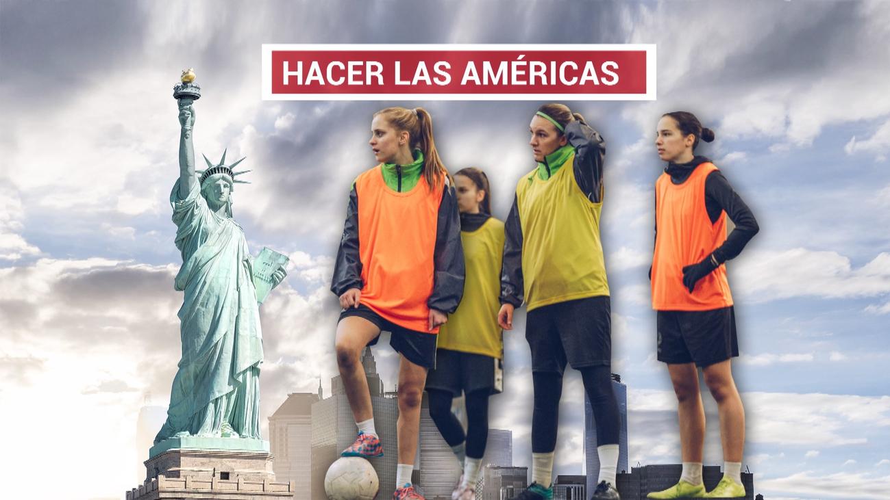 Ojeadores estadounidenses buscan en Madrid talento de nuestro fútbol femenino