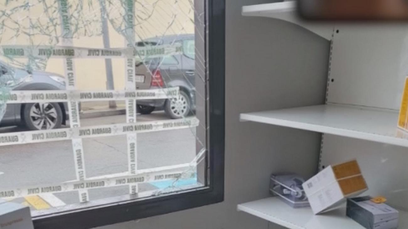 Roban a 'alcantarillazo limpio' en una tienda de electrodomésticos de Ciempozuelos