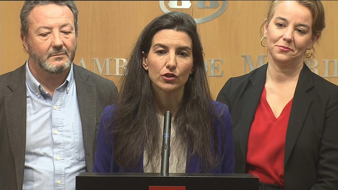 """Vox ve """"un primer paso"""" para aprobar el 'pin parental' en las declaraciones de Ayuso sobre leyes LGTBI"""