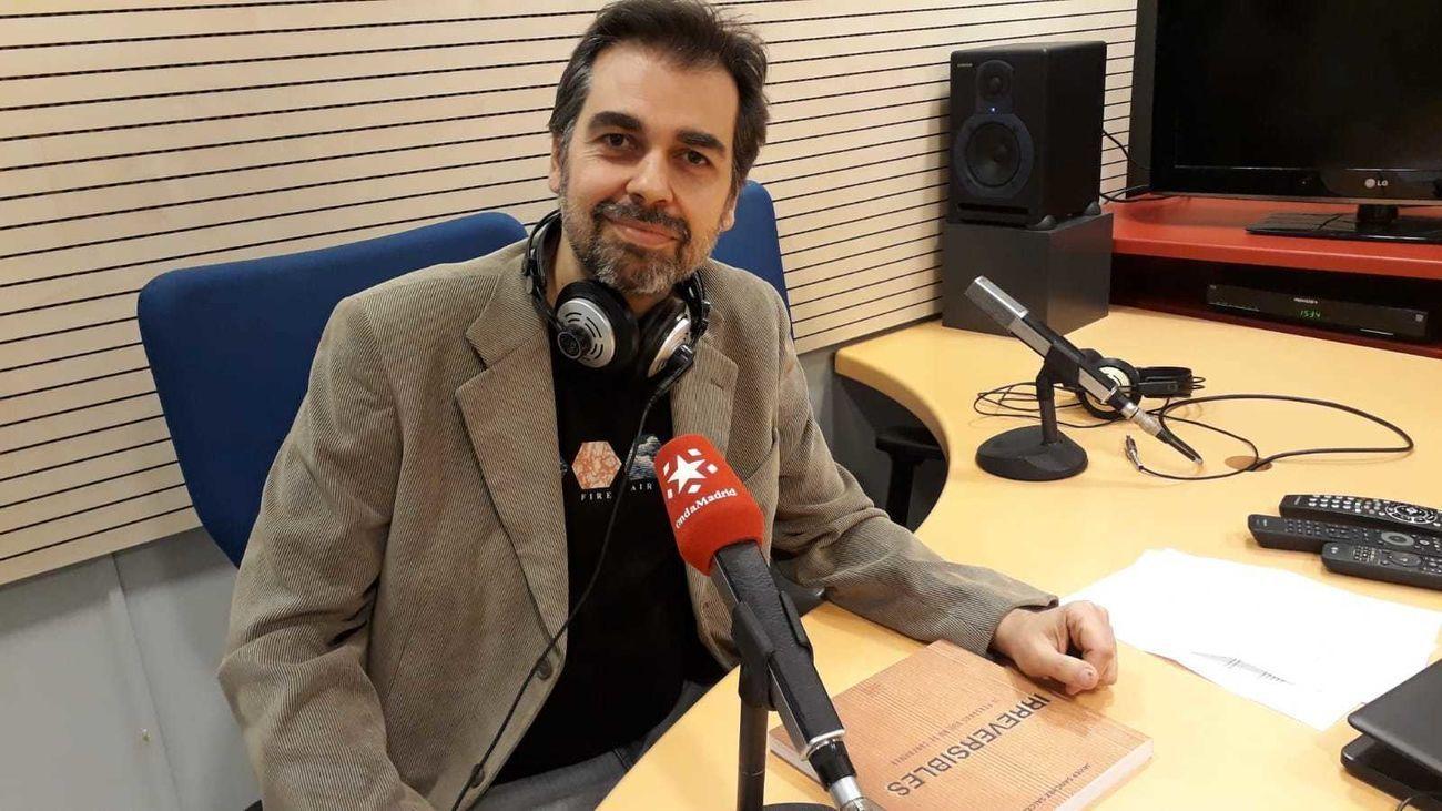 Felicitaciones a Onda Madrid: Javier Sánchez Salcedo (reportero y fotógrafo)