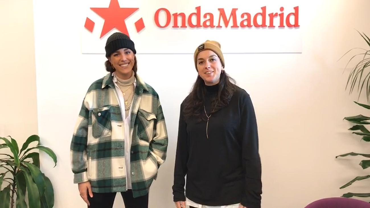 Felicitaciones a Onda Madrid: W Caps