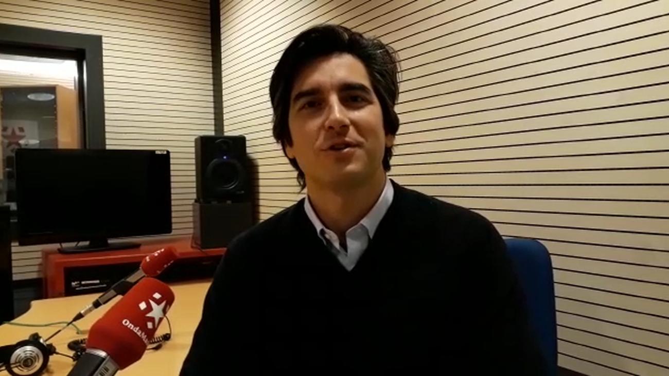 Felicitaciones a Onda Madrid: Pablo Amorós (pianista)