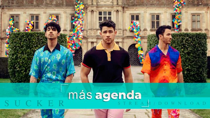 Tras 10 años de espera… ¡Los Jonas Brothers vuelven a Madrid!