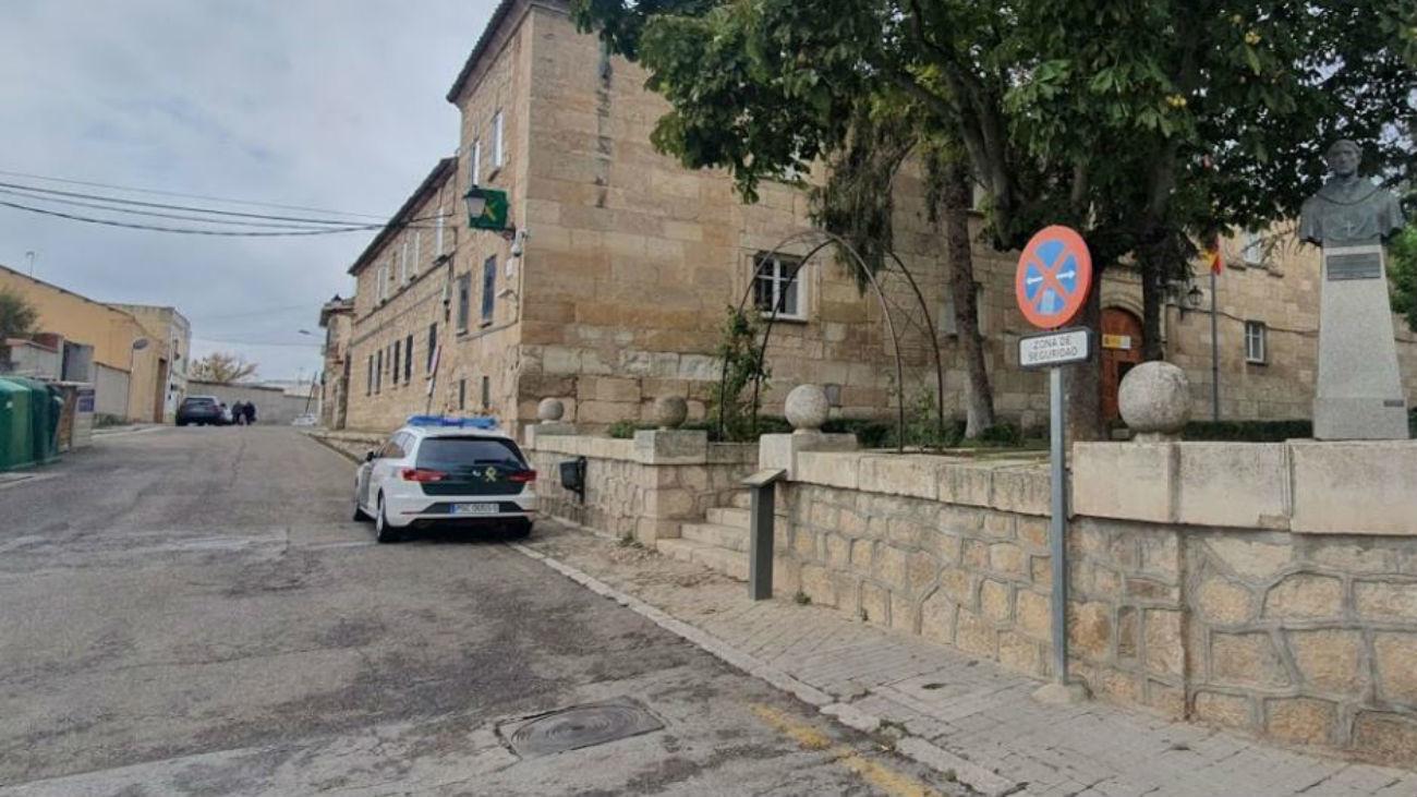 Cuartel de la Guardia Civil de Torrelaguna