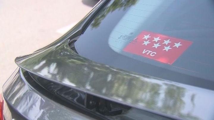 Multados 125 conductores de VTC por incumplir la normativa de Madrid en agosto