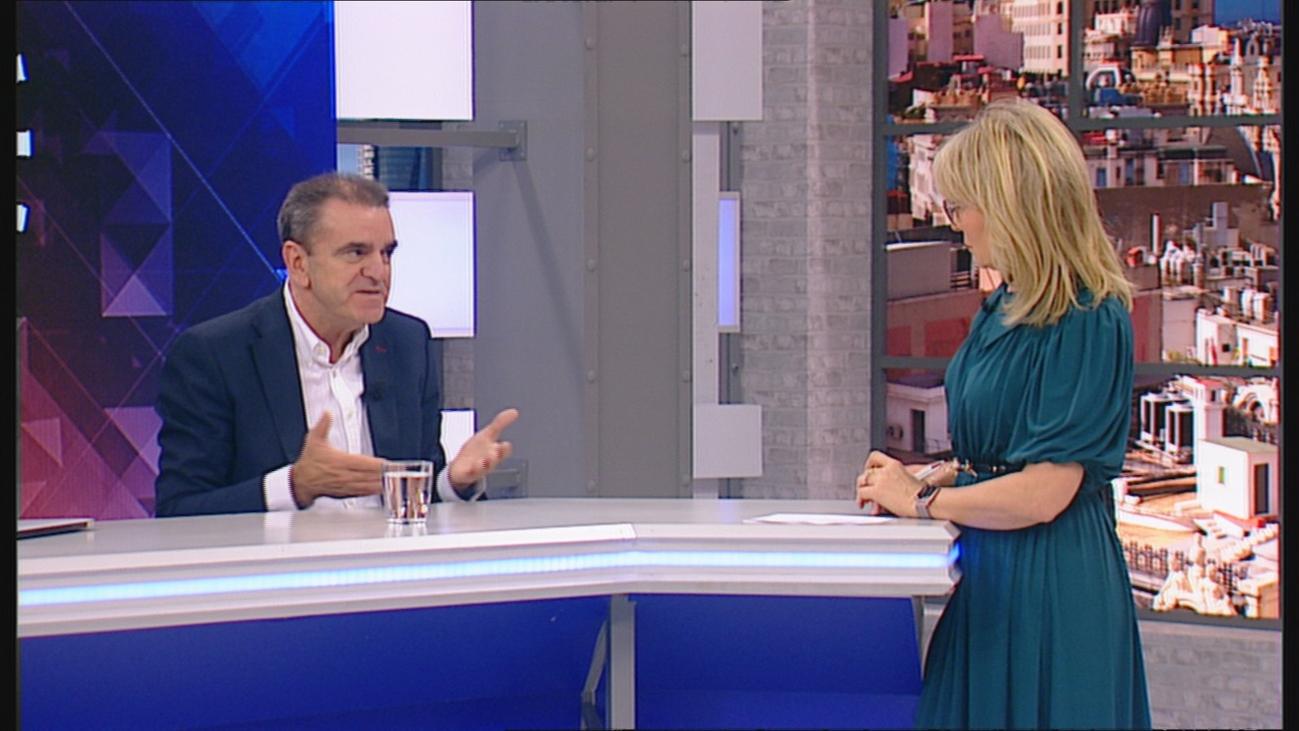 """José Manuel Franco promete """"una política de mano tendida"""" a Ayuso y Almeida"""