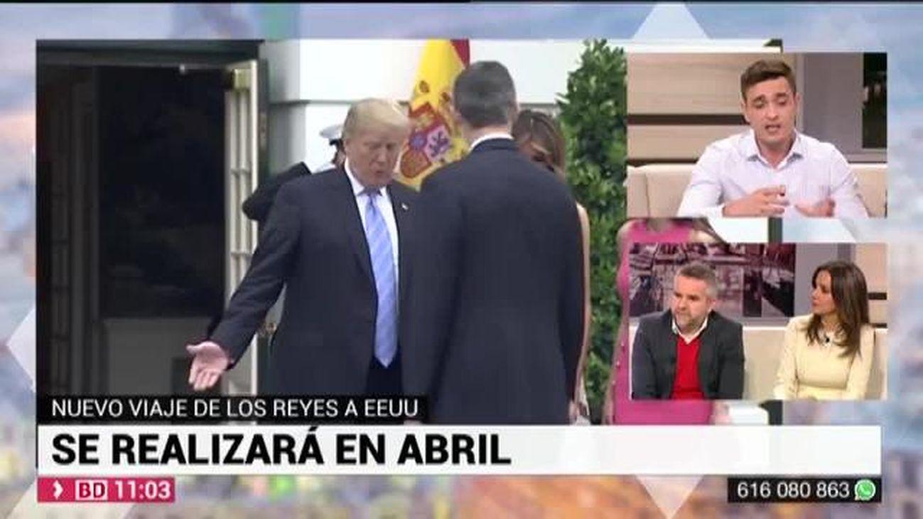 Buenos Días Madrid 12.02.2020 (10.30 - 11.30)