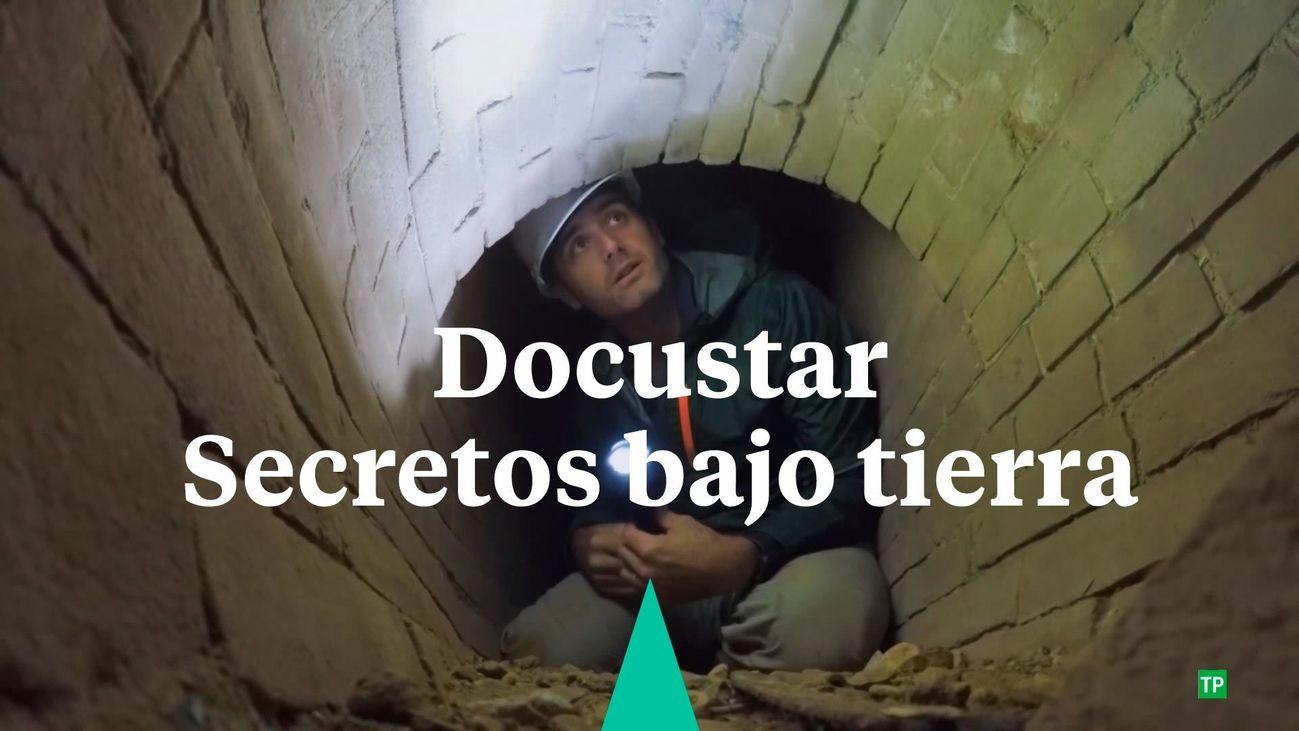 Docustar: Secretos bajo tierra