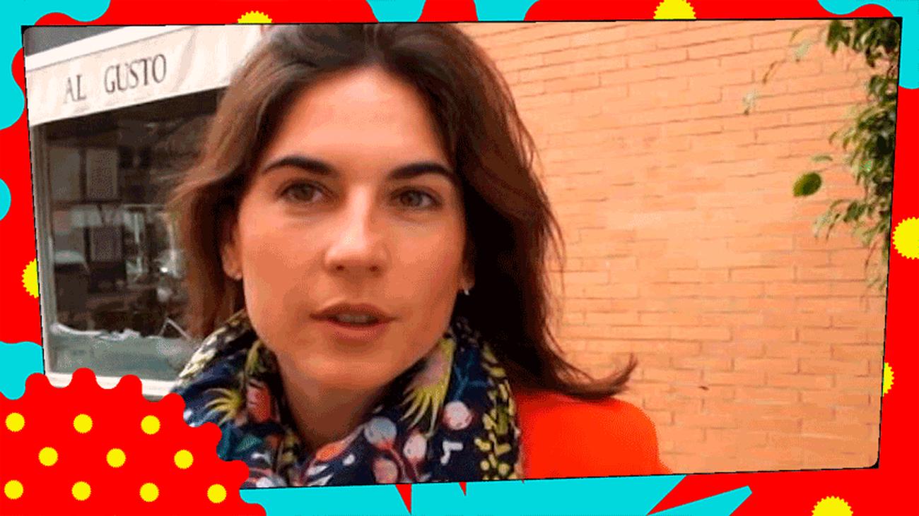 Lourdes Montes, ¿periodista?