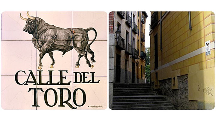 Descubriendo Madrid: La calle del Toro