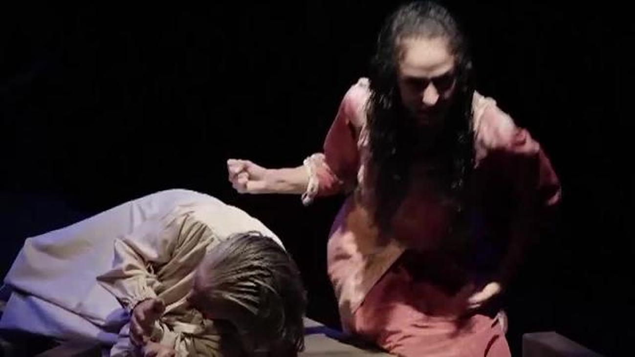 'El rey Lear' se adueña del teatro Fernán Gómez