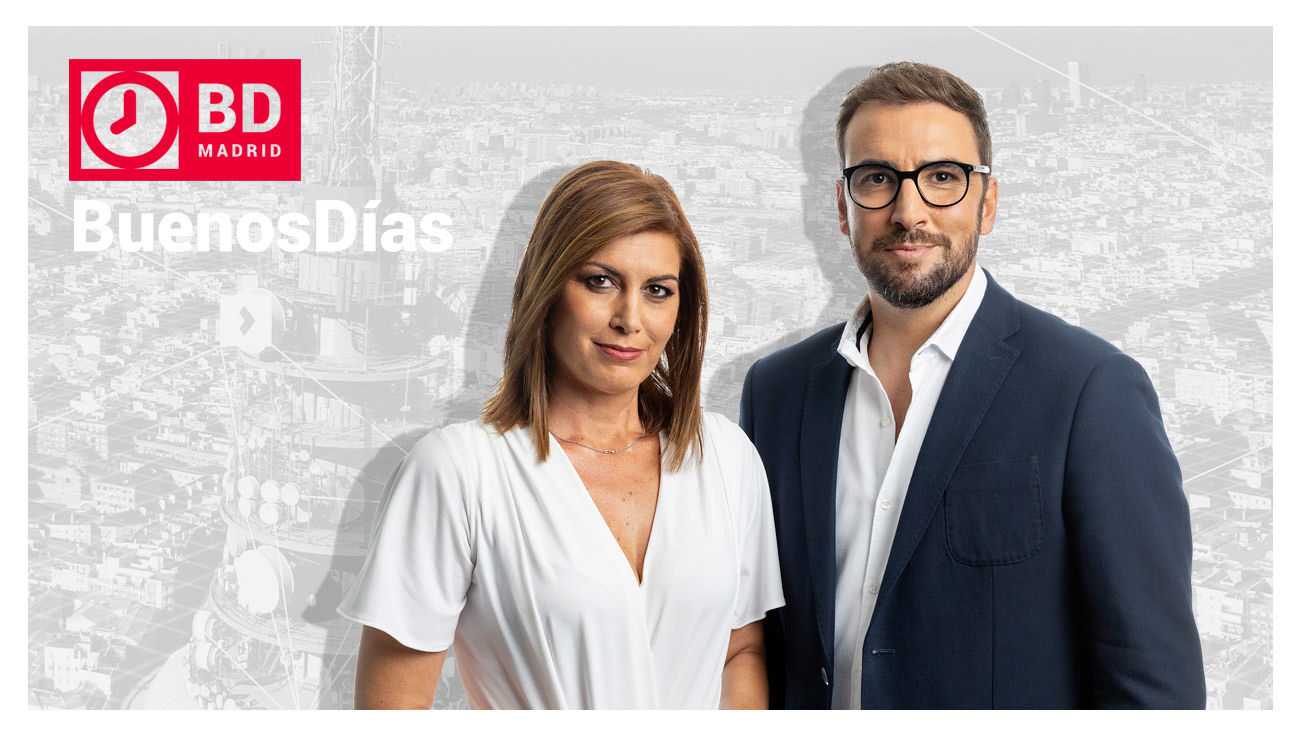 Buenos Días Madrid 13.02.2020 (9.00 - 10.30)