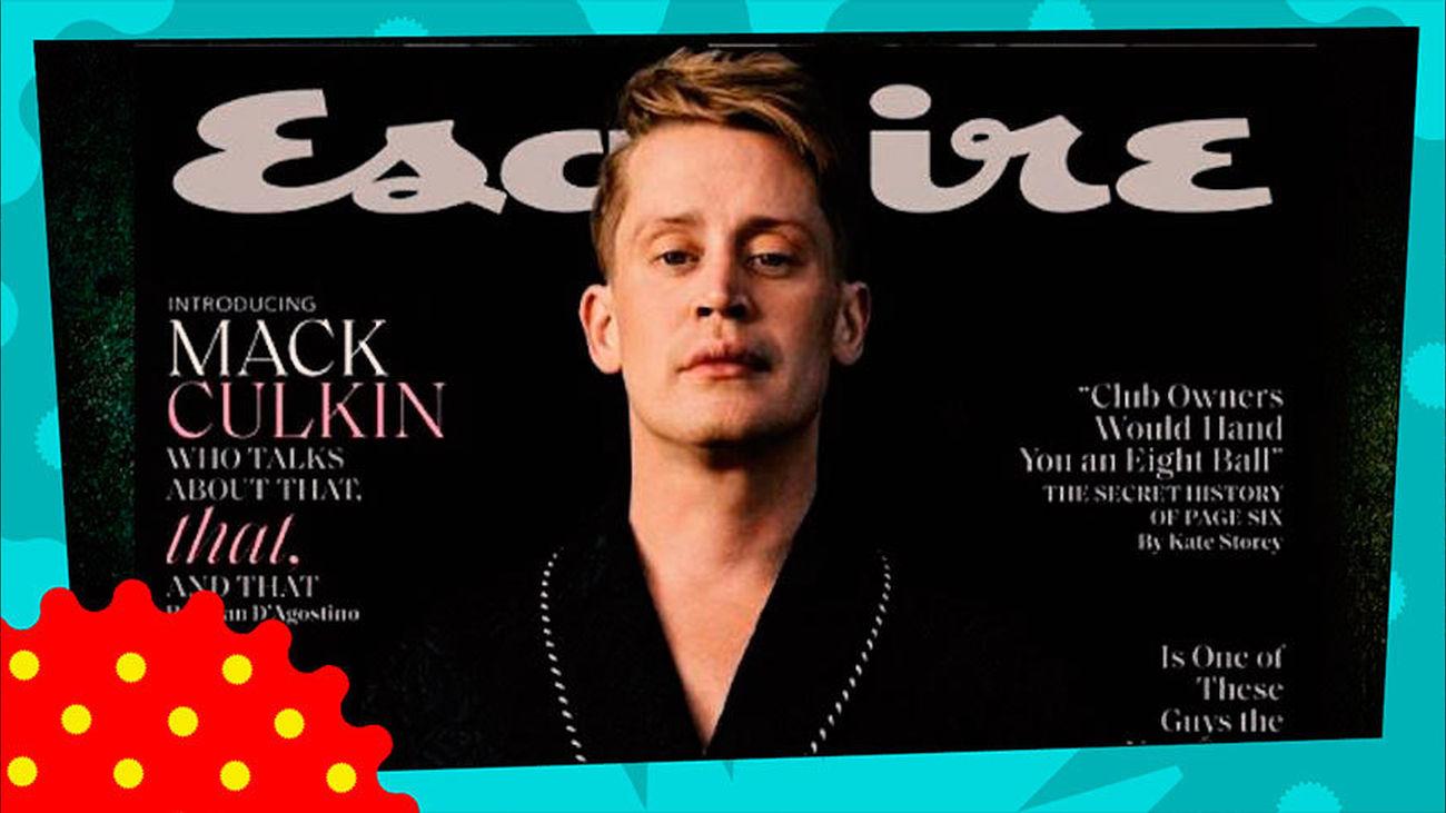 """Macaulay Culkin, sobre Michael Jackson: """"Él nunca me hizo nada. Tampoco le vi hacer nada a nadie"""""""