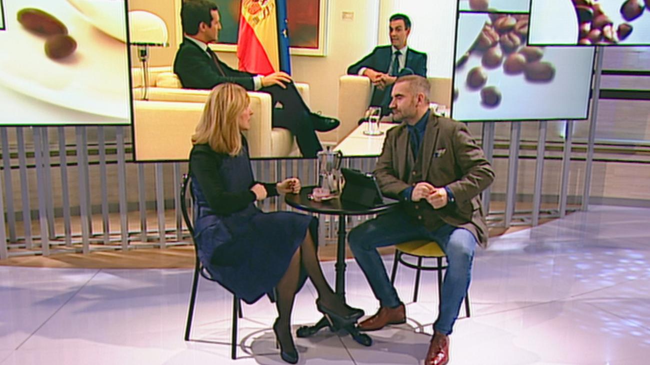 "Ana Beltrán (PP): ""Vamos a exportar el modelo de Navarra Suma a Cataluña y País Vasco"""