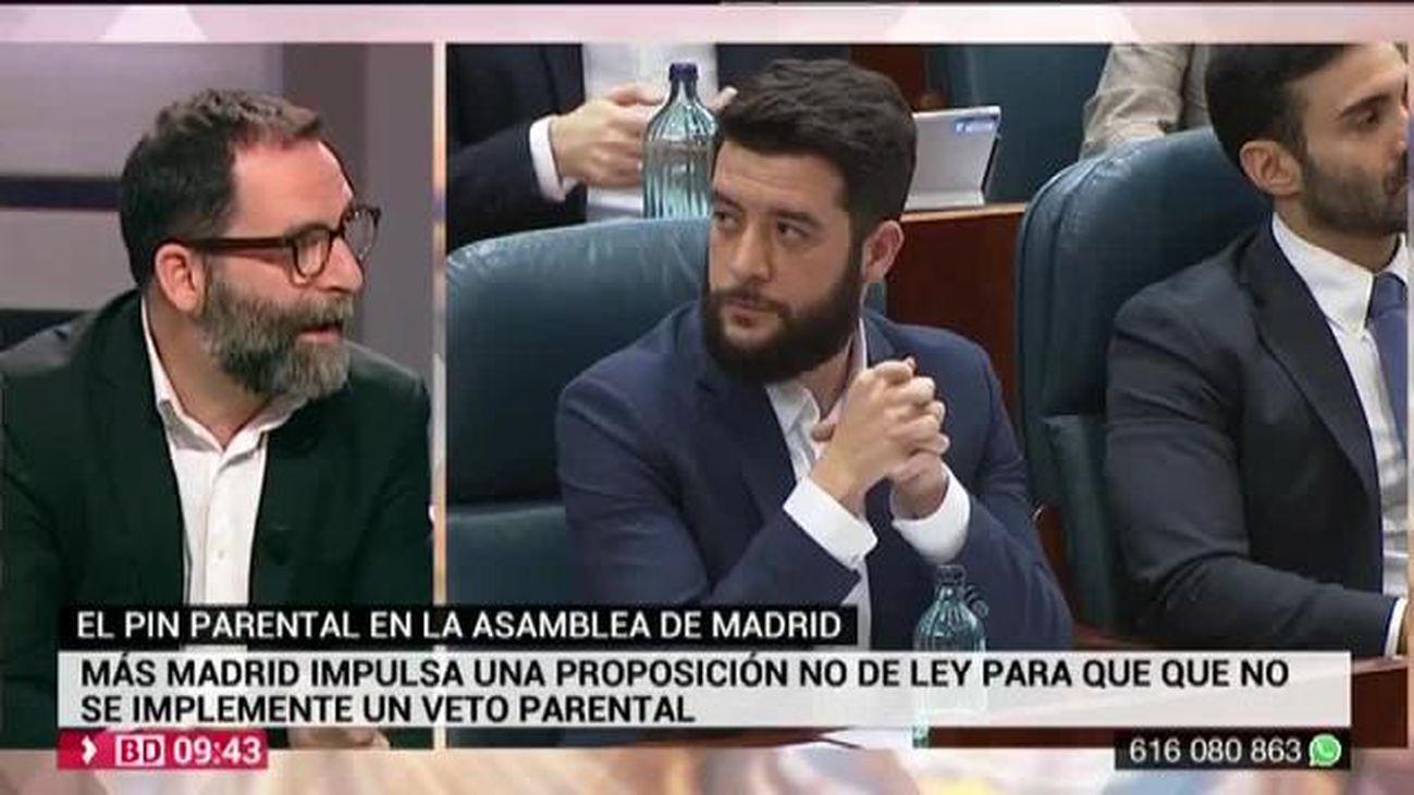 Buenos Días Madrid 14.02.2020 (9.00 - 10.30)