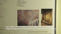 Descubren un Viaje de Agua bajo un céntrico hotel de Madrid