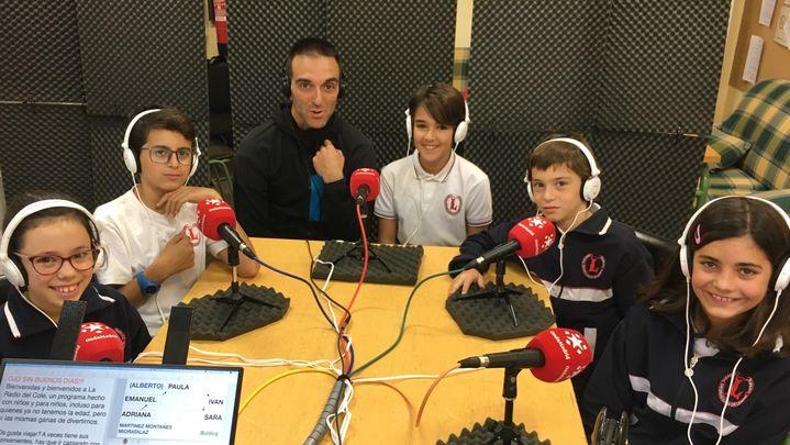 La Radio del Cole: Pedro López de Lerena, Valdemoro 15.02.2020