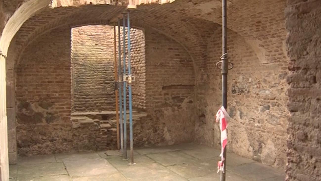 Madrid quiere rescatar las ruinas del Palacio de Godoy en un museo