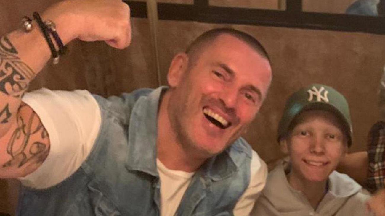 Daniel Esteve ayudó a Alberto a recuperar las ganas de vivir en su lucha contra el cáncer