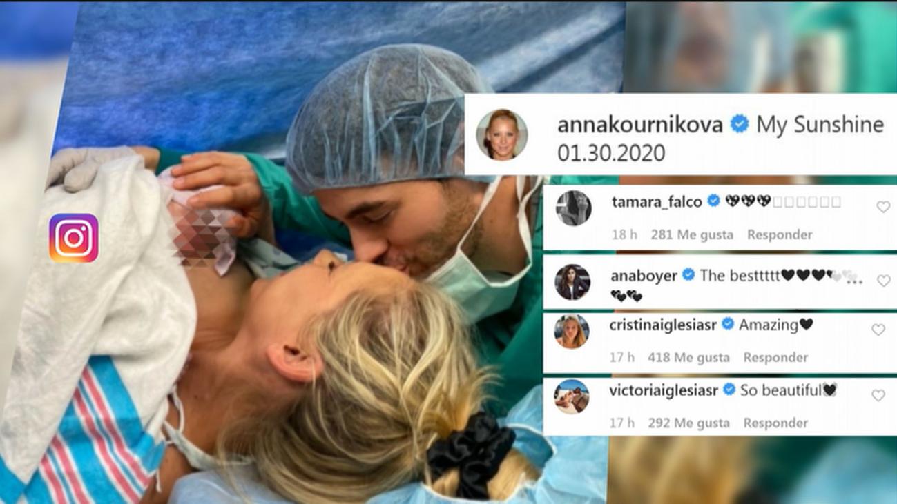 La blindada vida de Enrique Iglesias y Anna Kournikova