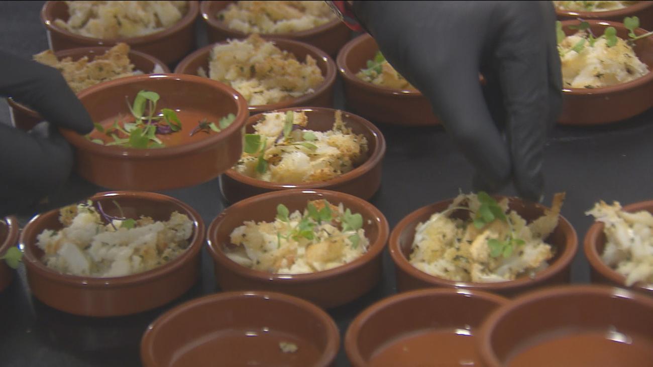 Galdós en tres vuelcos, lo último en cocido madrileño en Gastrofestival
