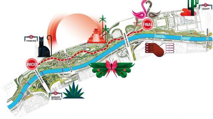 Así es el Pasacalles del Carnaval 2020 en Madrid Río