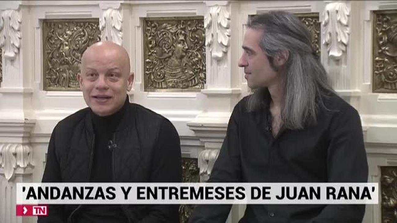 'Andanzas y entremeses de Juan Rana' en el teatro de la Comedia