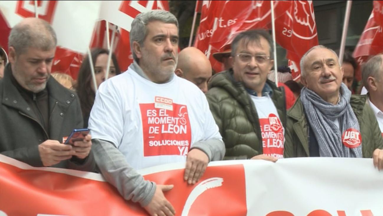 """Más de 57.000 leoneses piden oportunidades para una provincia """"muerta"""""""