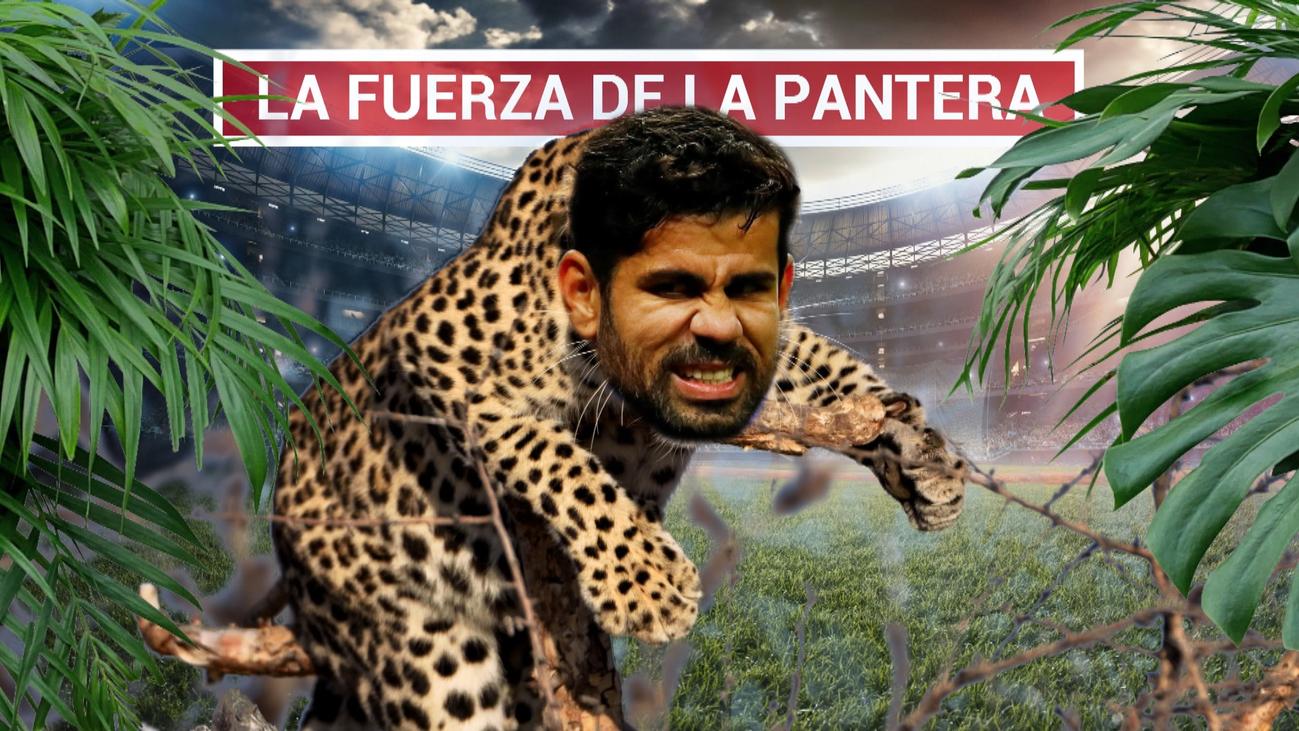 El Atlético se rearma con Diego Costa para enfrentarse al Liverpool