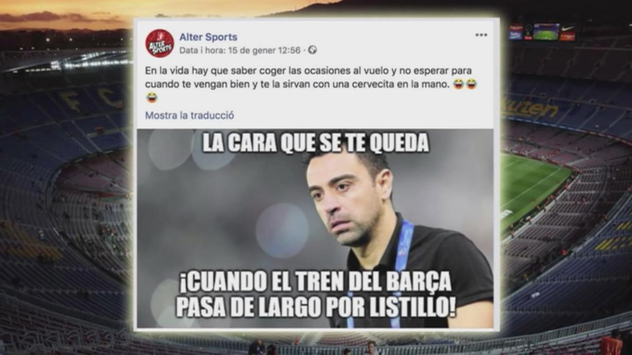 El Barça contrató una empresa para difamar a Piqué, Xavi o Messi