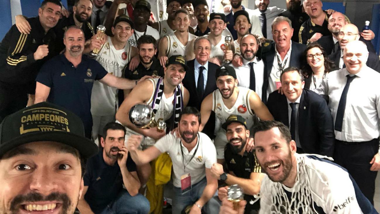 La fiesta copera del Real Madrid, por dentro