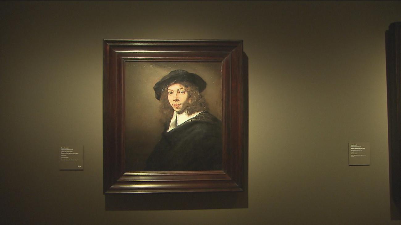 El Rembrandt retratista, por primera vez en España en una exposición en el Museo Thyssen