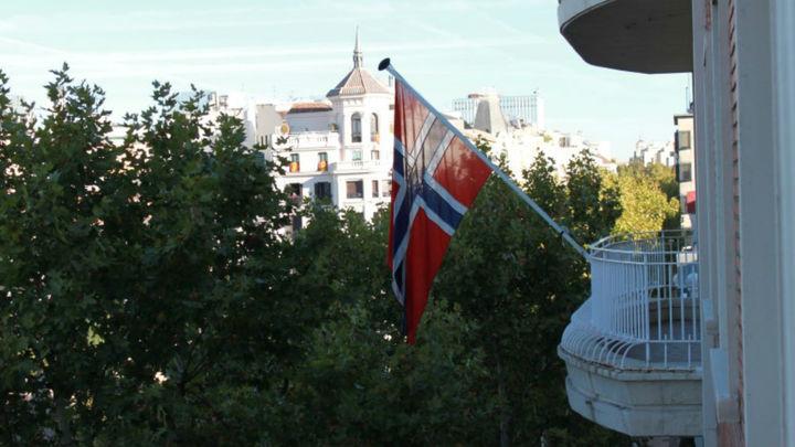 Detenido por amenazar al embajador de Noruega en Madrid