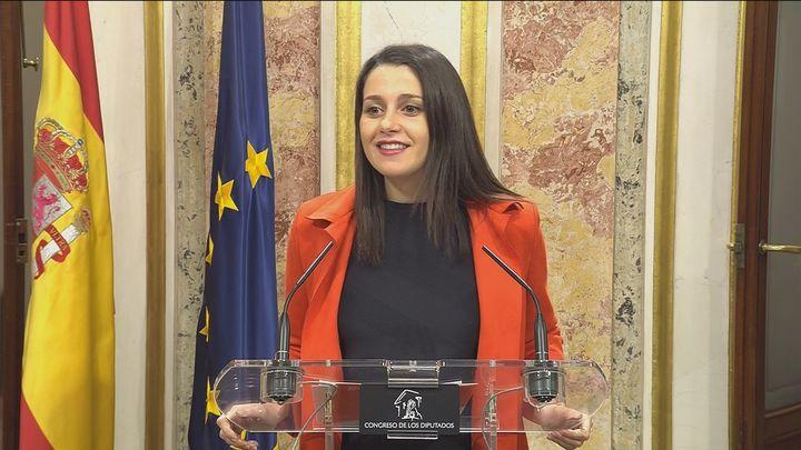 """Arrimadas se hace eco del mensaje de Navidad de Felipe VI y resalta que """"España saldrá adelante"""""""